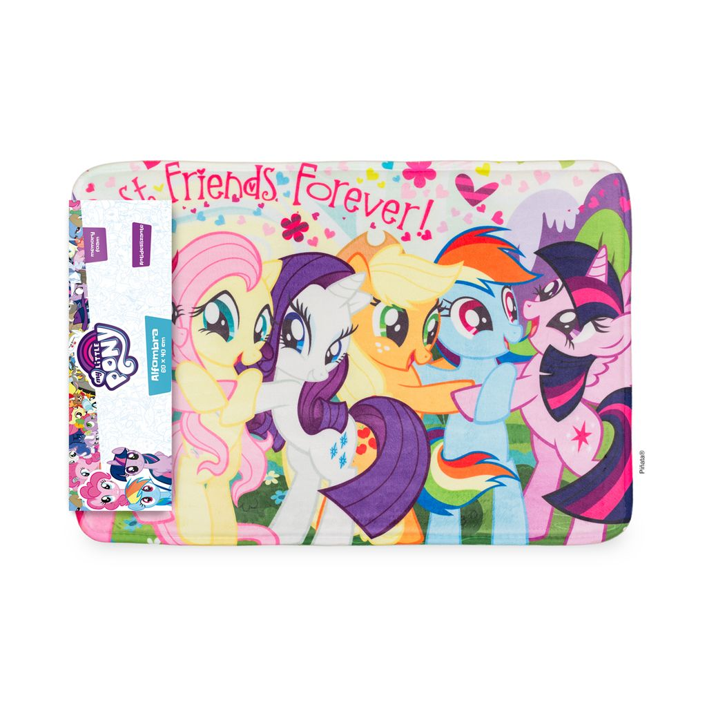 Comprar Alfombras On Line Alfombra Memory Foam Disney My Little Pony