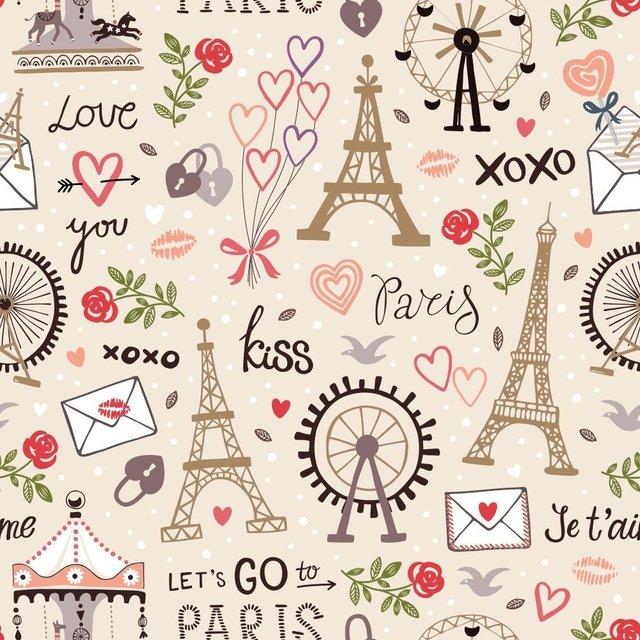 Cute Barbie Images For Wallpaper Papel De Parede Adesivo Go Paris