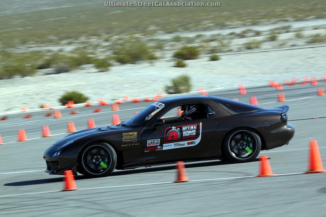 2013 OUSCI Preview- Scott Sengpiel\u0027s 1993 Mazda RX7