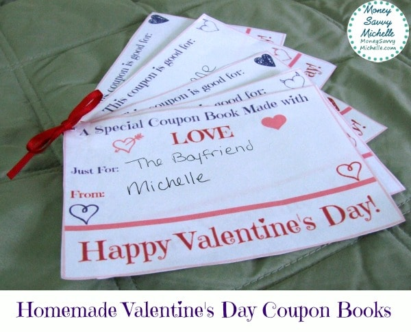 Valentine Day Coupon Book Ideas \u2013 startupcorner - homemade coupons for boyfriend ideas