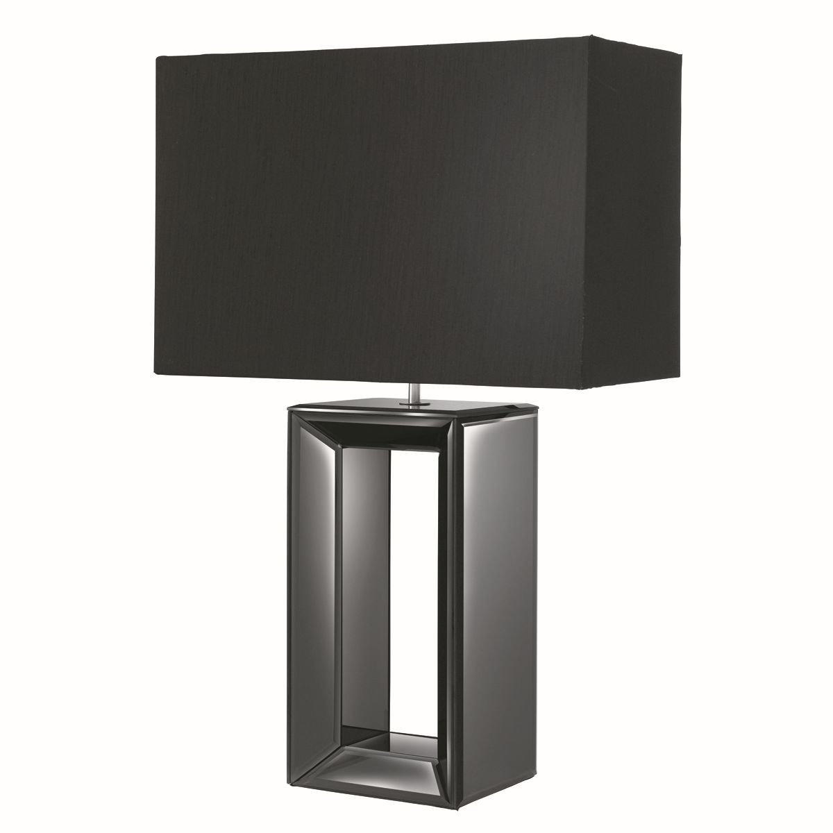 Modern Table Lamps Uk Reflection Table Lamp Tall Black