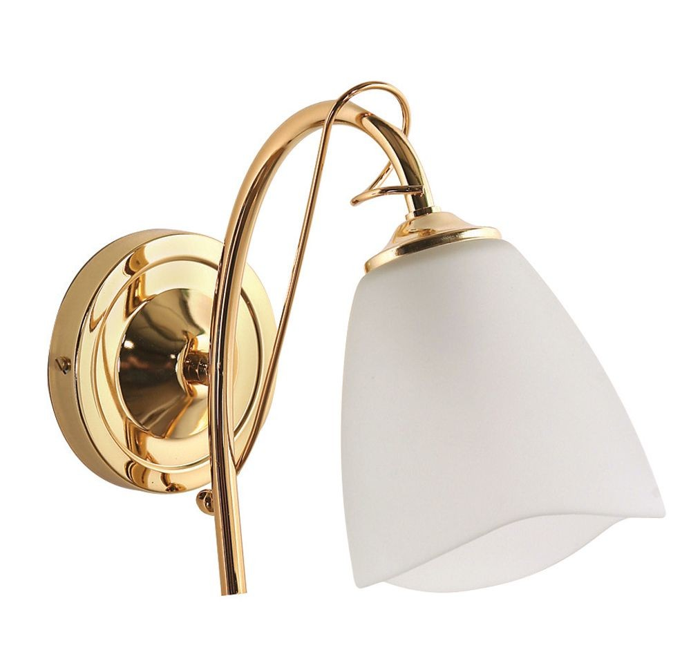 Turin Decorative Wall Light Brass