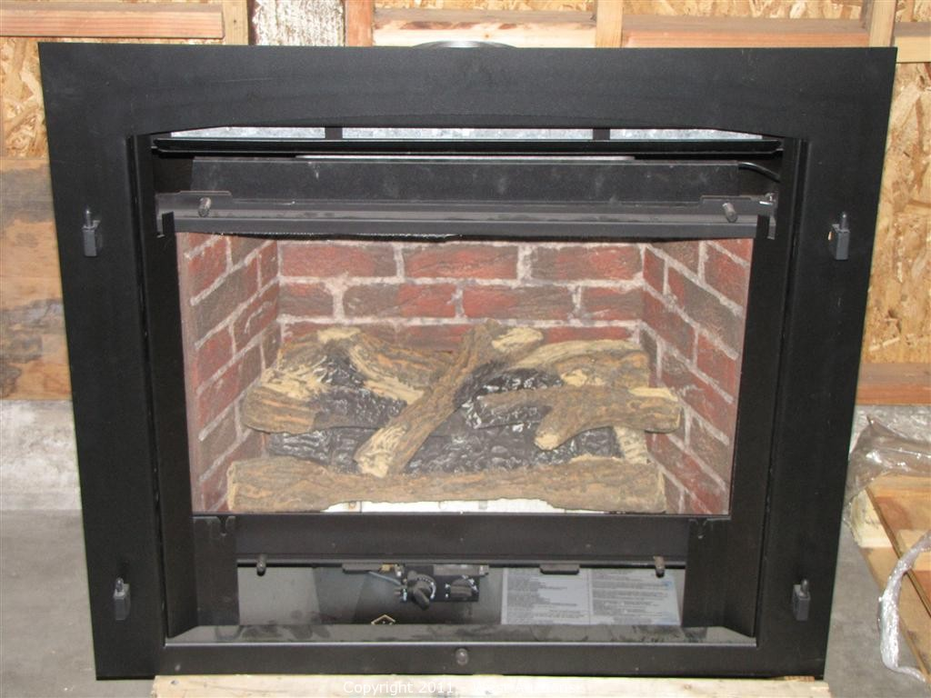 Glass Screen For Gas Fireplace West Auctions Auction Liquidation Of Potter Stoves And Jacuzzis