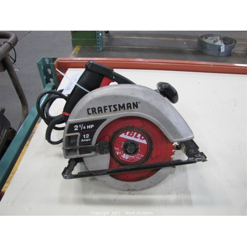 Medium Crop Of Craftsman Circular Saw
