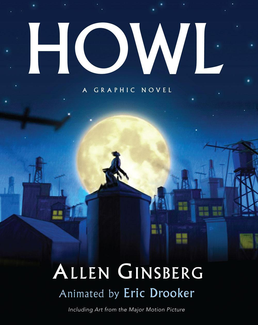 Art Of Eric Drooker Book Excerpt Howl Here Now