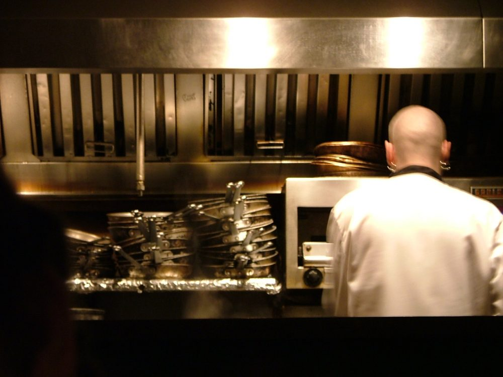 What Can Chefs Do About Boston\u0027s Line Cook Shortage? Radio Boston