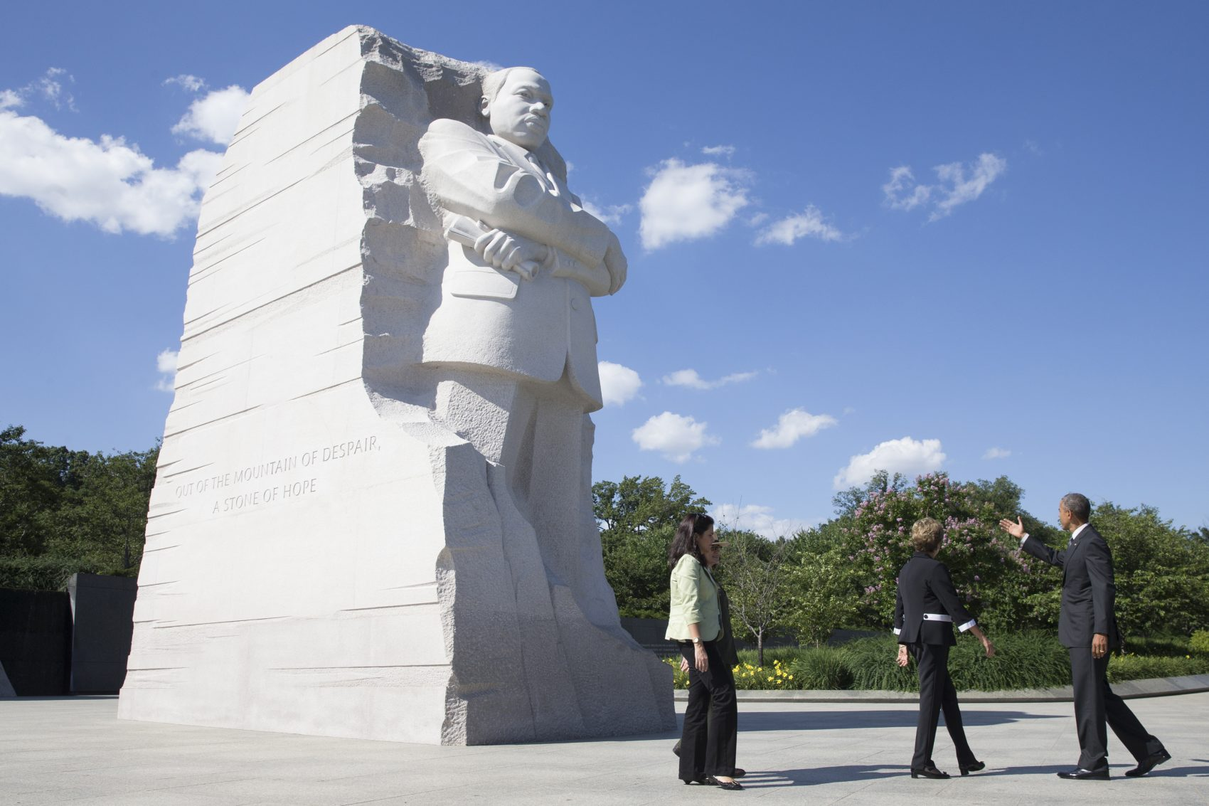 Car Nation Martin Luther King Jr. And President Obama: A Look At
