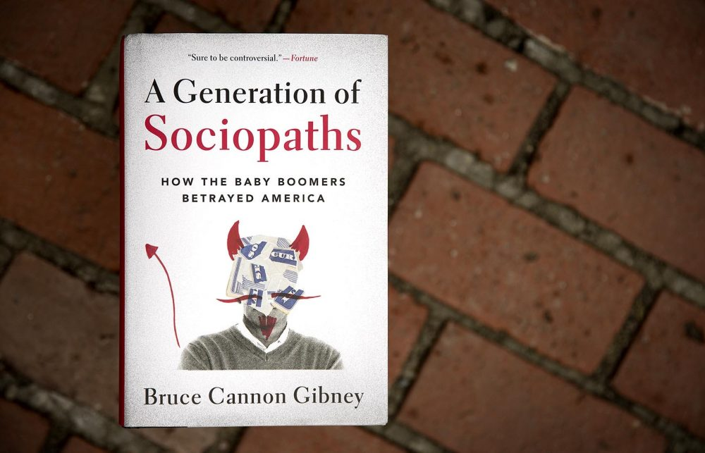 One Author Argues \u0027Sociopathic\u0027 Baby Boomers Have Hurt America