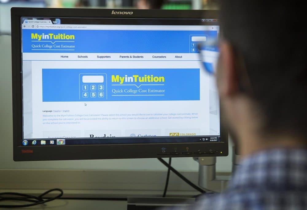Calculator Seeks To Help Prospective Students Understand The True