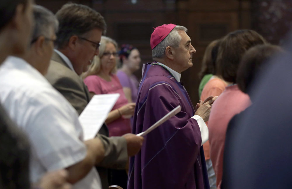 On The Open Letter Calling For US Bishops To Resign Amid Catholic