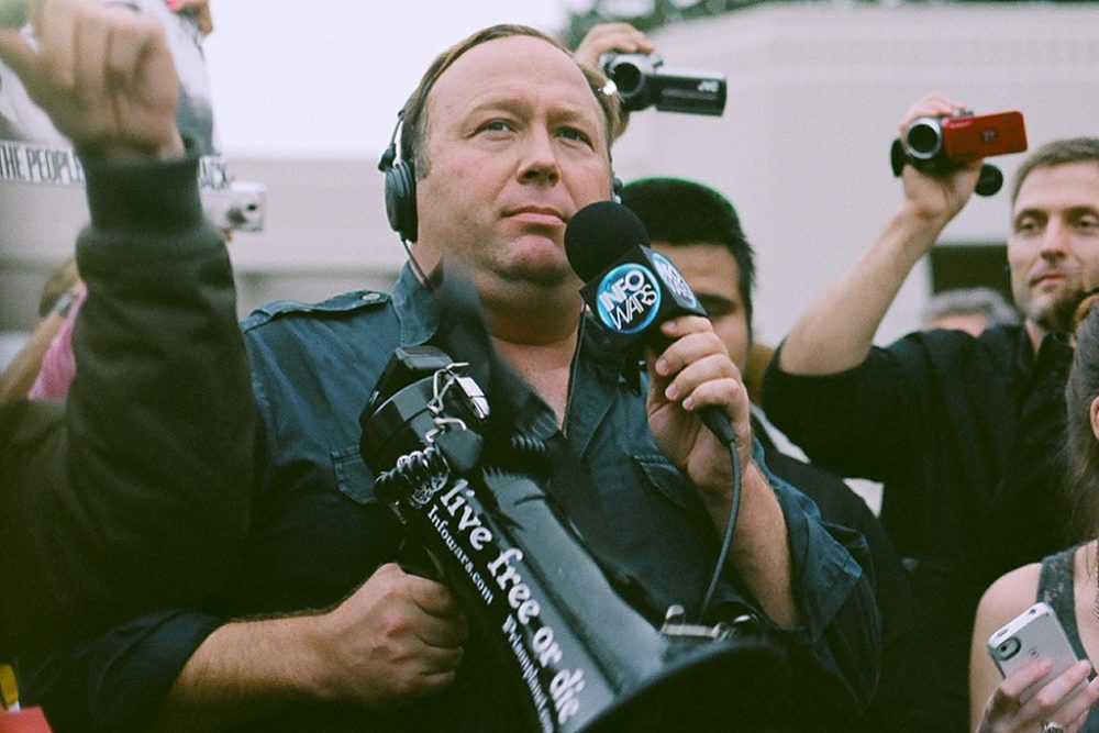 Alex Jones And The Outer Limits Of Free Speech On Social Media On