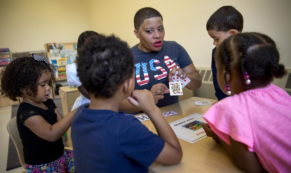 To Stem Tide Of Childcare Staff Turnover, Providers Try Increasing
