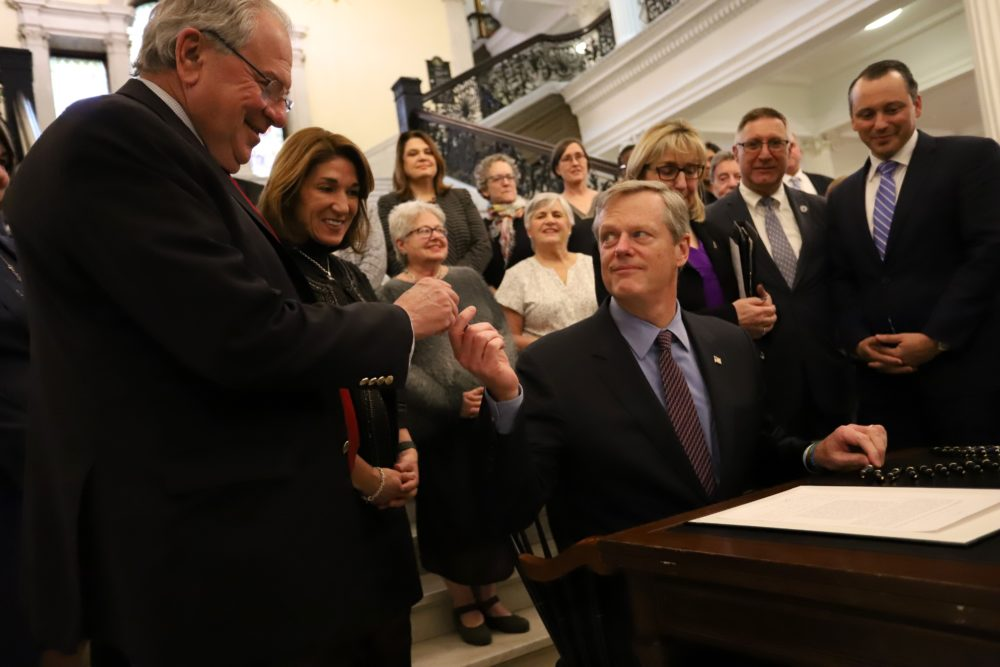 Does The Debate Over An Abortion Bill Signal A Shift In The Mass