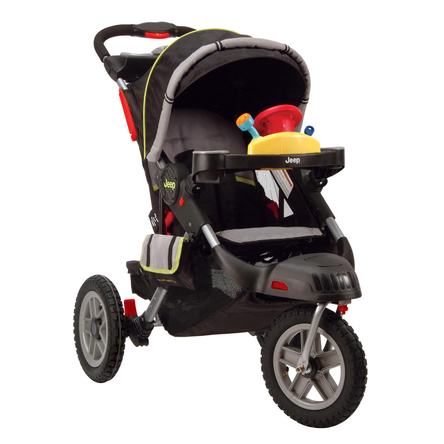 Chicco Urban Stroller Accessories Jeep Liberty Limited Urban Terrain 3 Wheel Stroller