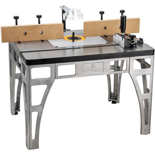 wood cutting table