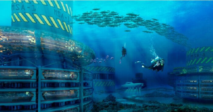 3d Wallpaper Hd For Living Room In India 8 Best Underwater Hotels In The World For A Stay With The