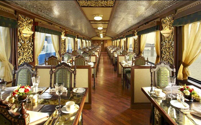 7 Super Luxury Trains In India That Are Worth Your Trip In 2019