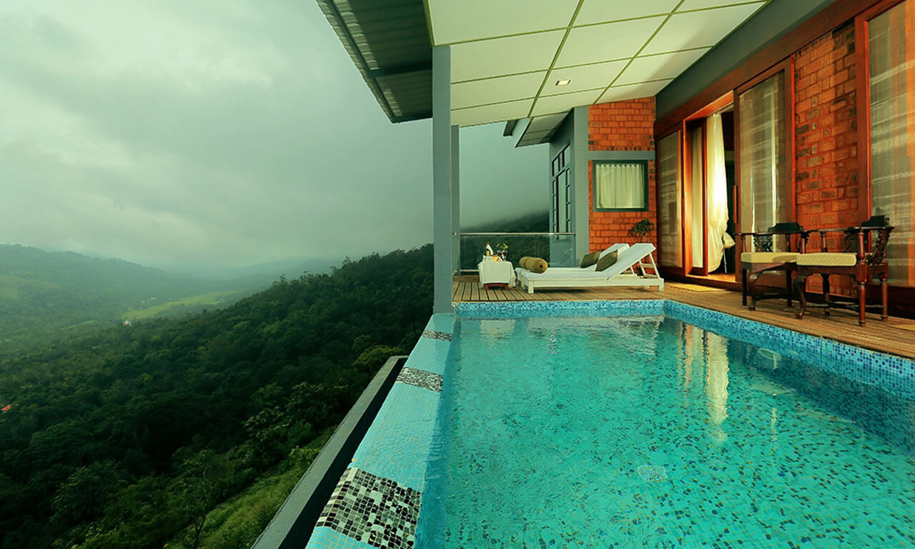 Jacuzzi Pool India Pool Villas Under 20k 6 Romantic Sojourns For Honeymooners