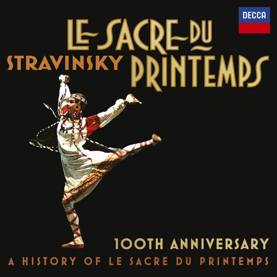 Le Sacre Du Printemps Stravinsky Le Sacre Du Printemps Decca 4783728 Download