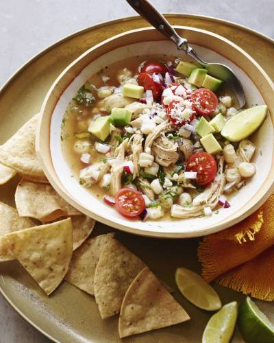 Chicken Posole - What's Gaby Cooking