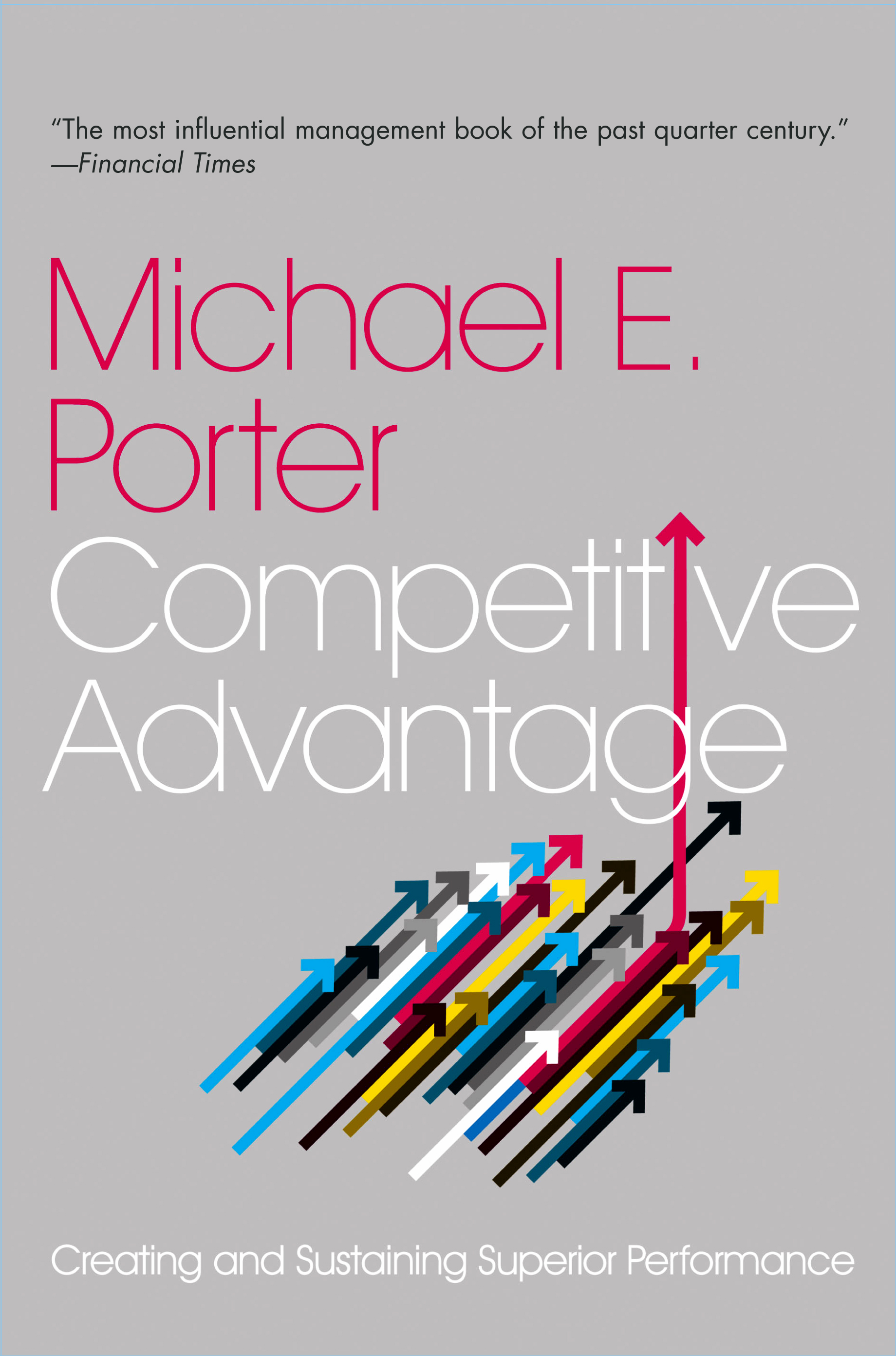 Michael Porter Libros Competitive Advantage Book By Michael E Porter