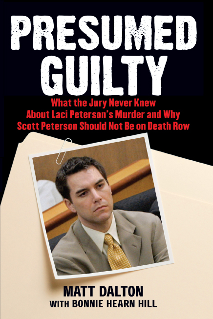 Presumed Guilty Book by Matt Dalton, Bonnie Hearn Hill Official
