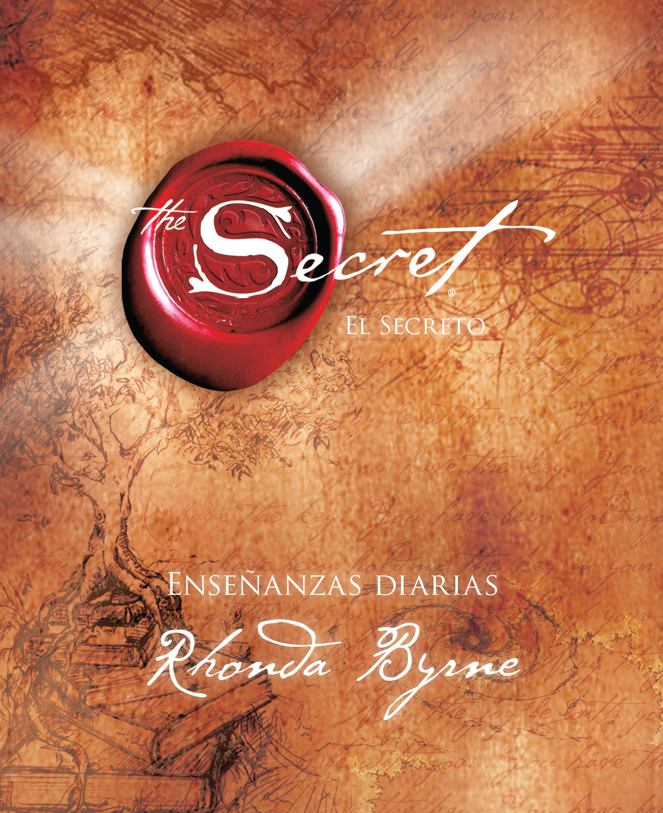 Libro El Secreto Rhonda Byrne Descargar Gratis El Secreto Enseñanzas Diarias Secret Daily Teachings Spanish