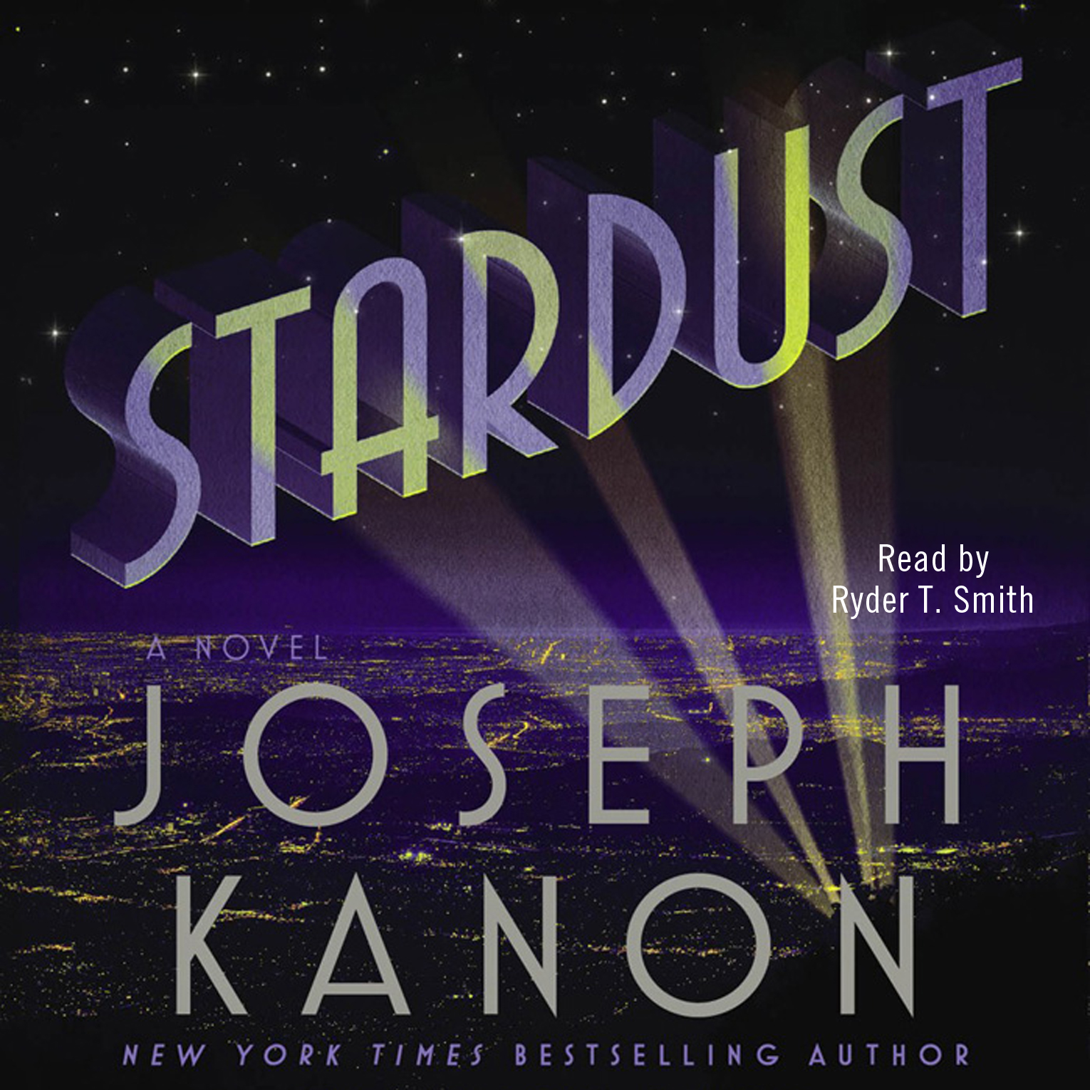 Stardust Libro Stardust Audiobook By Joseph Kanon T Ryder Smith
