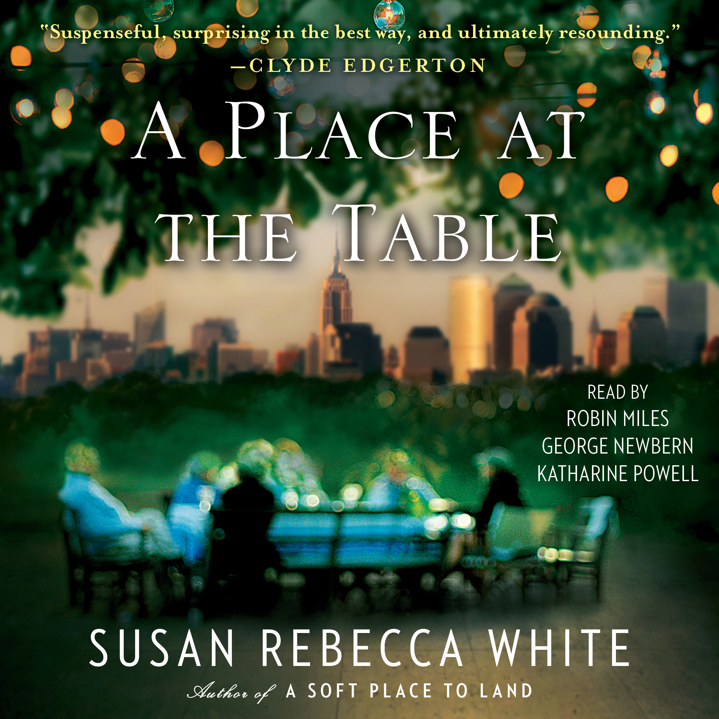 Susan Powell Libros A Place At The Table Audiobook By Susan Rebecca White