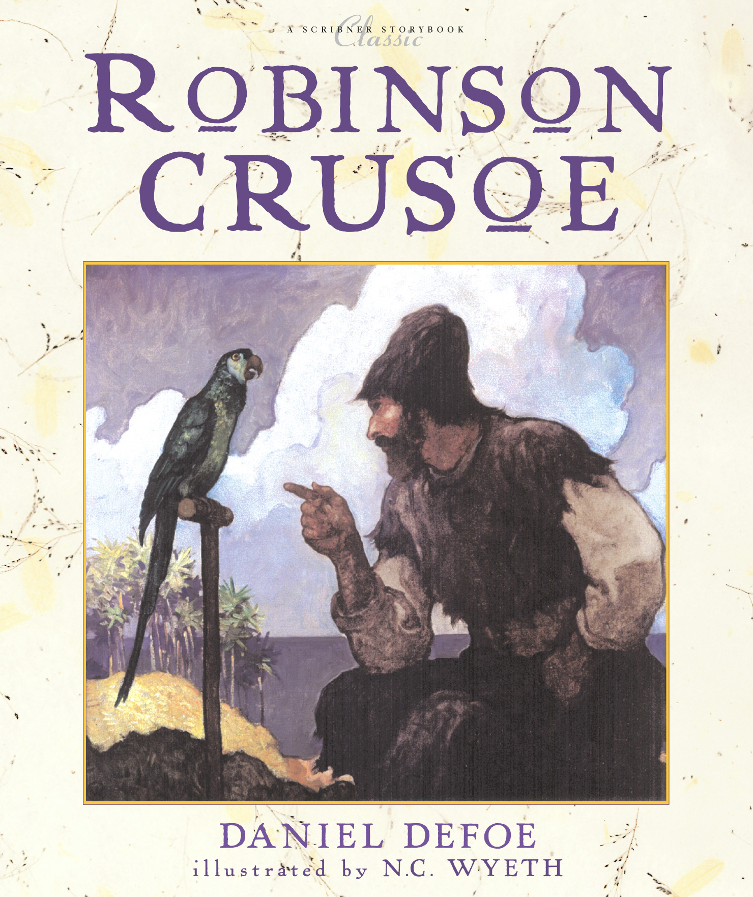 Robinson Crusoe Avi Official Publisher Page Simon And Schuster