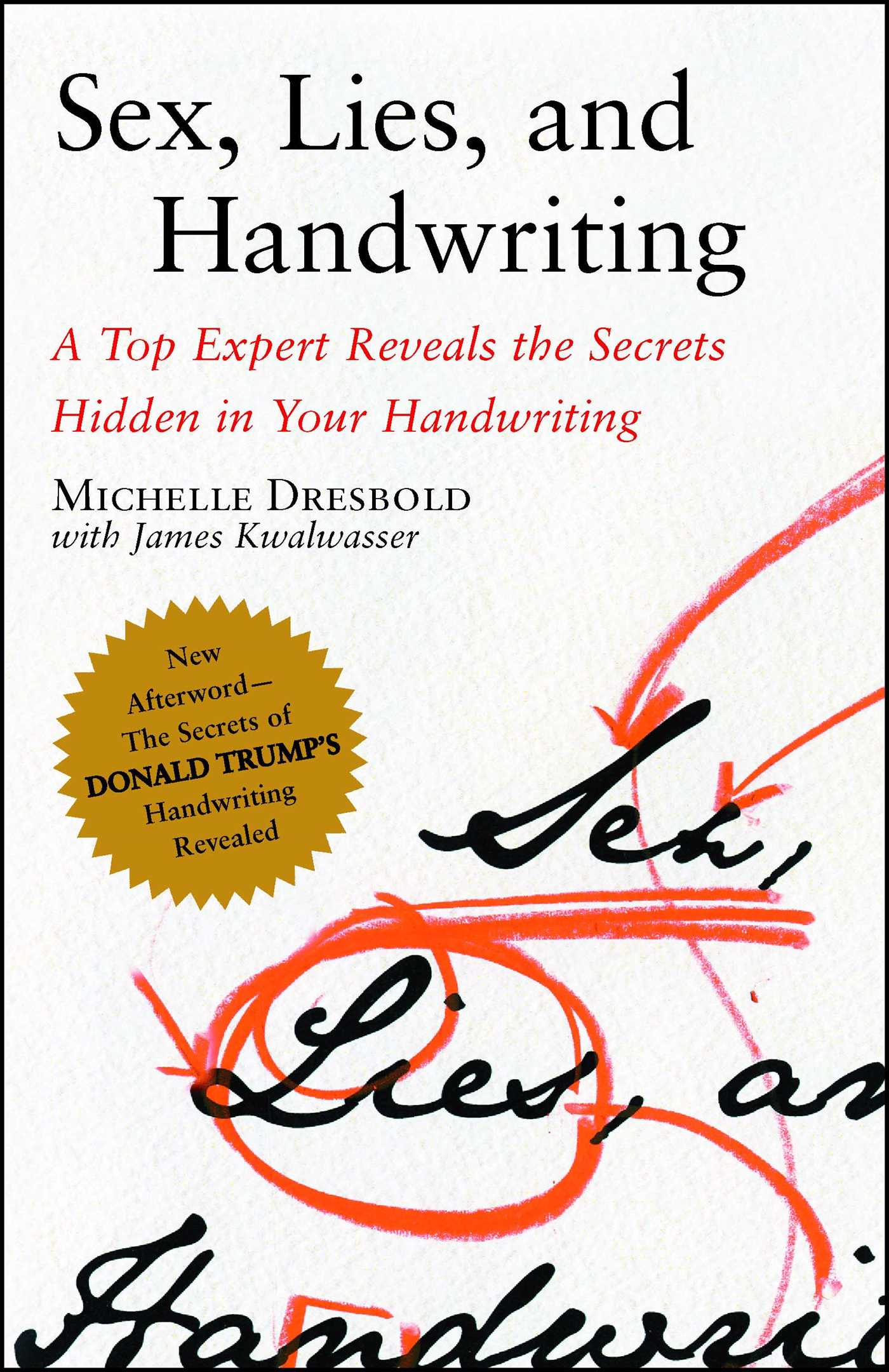 Calligraphy Fonts Books Pdf Sex Lies And Handwriting Book By Michelle Dresbold James