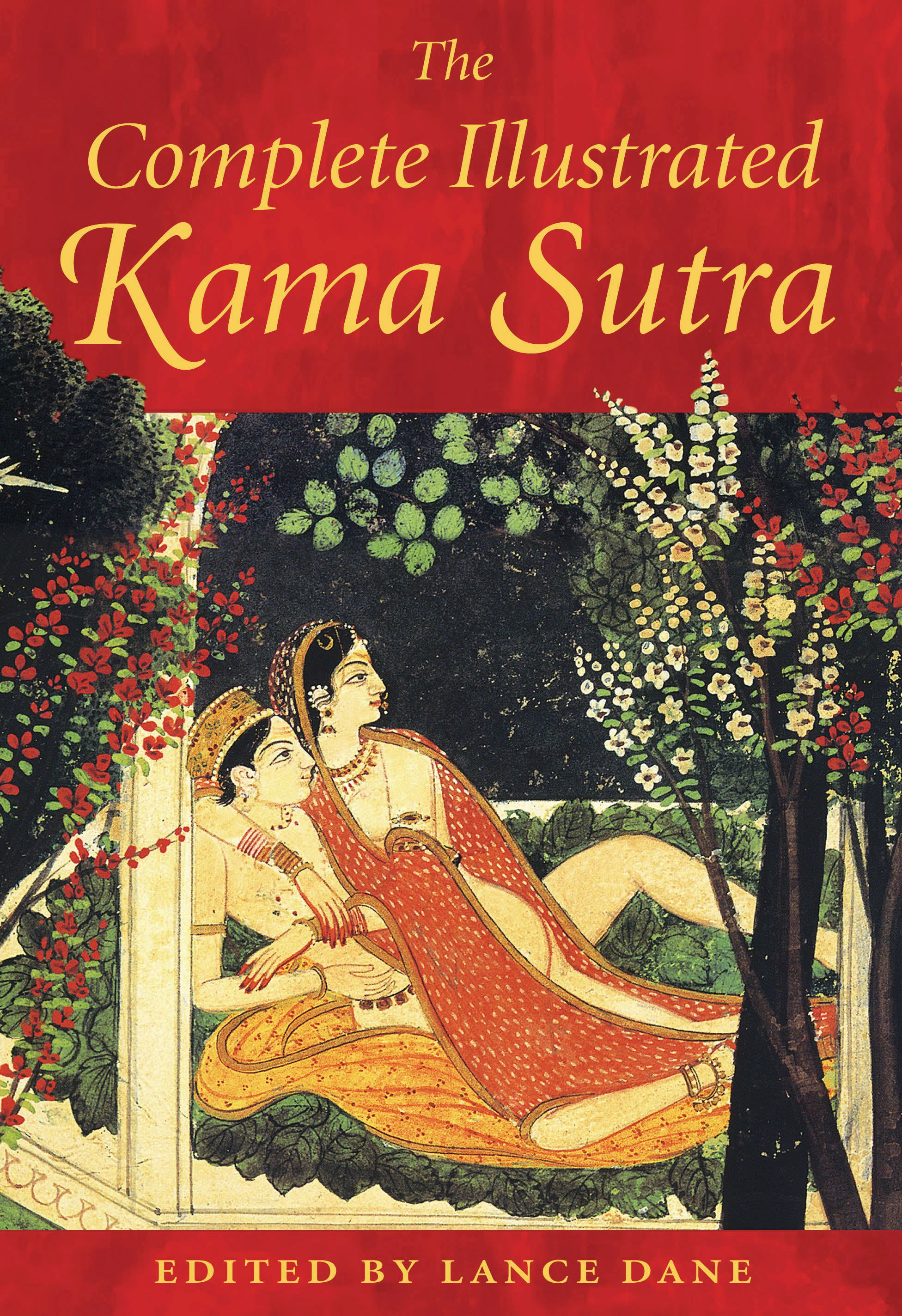 Libro Kamasutra The Complete Illustrated Kama Sutra Book By Lance Dane