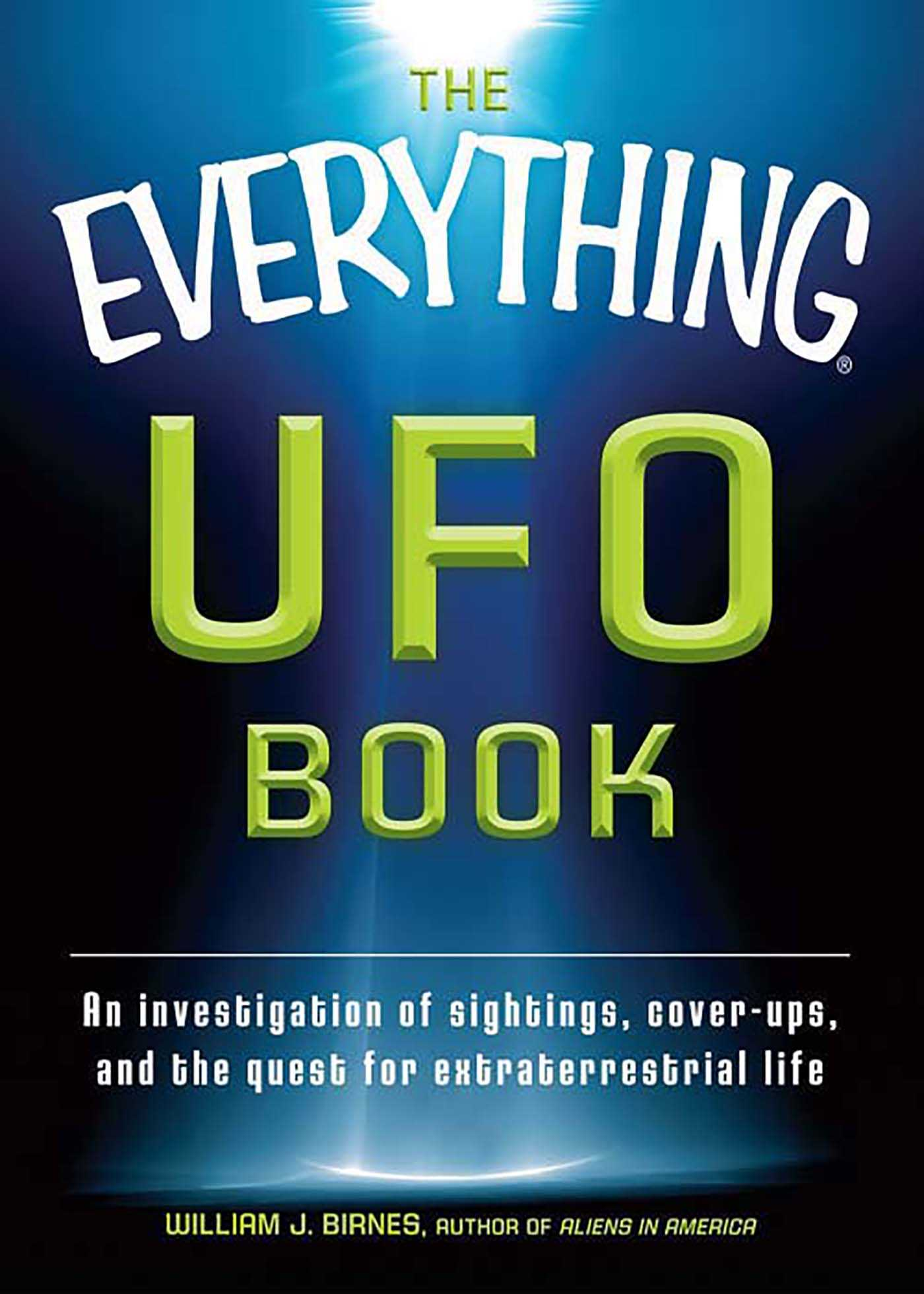 Amazon Quest The Everything Ufo Book Ebook By William J Birnes