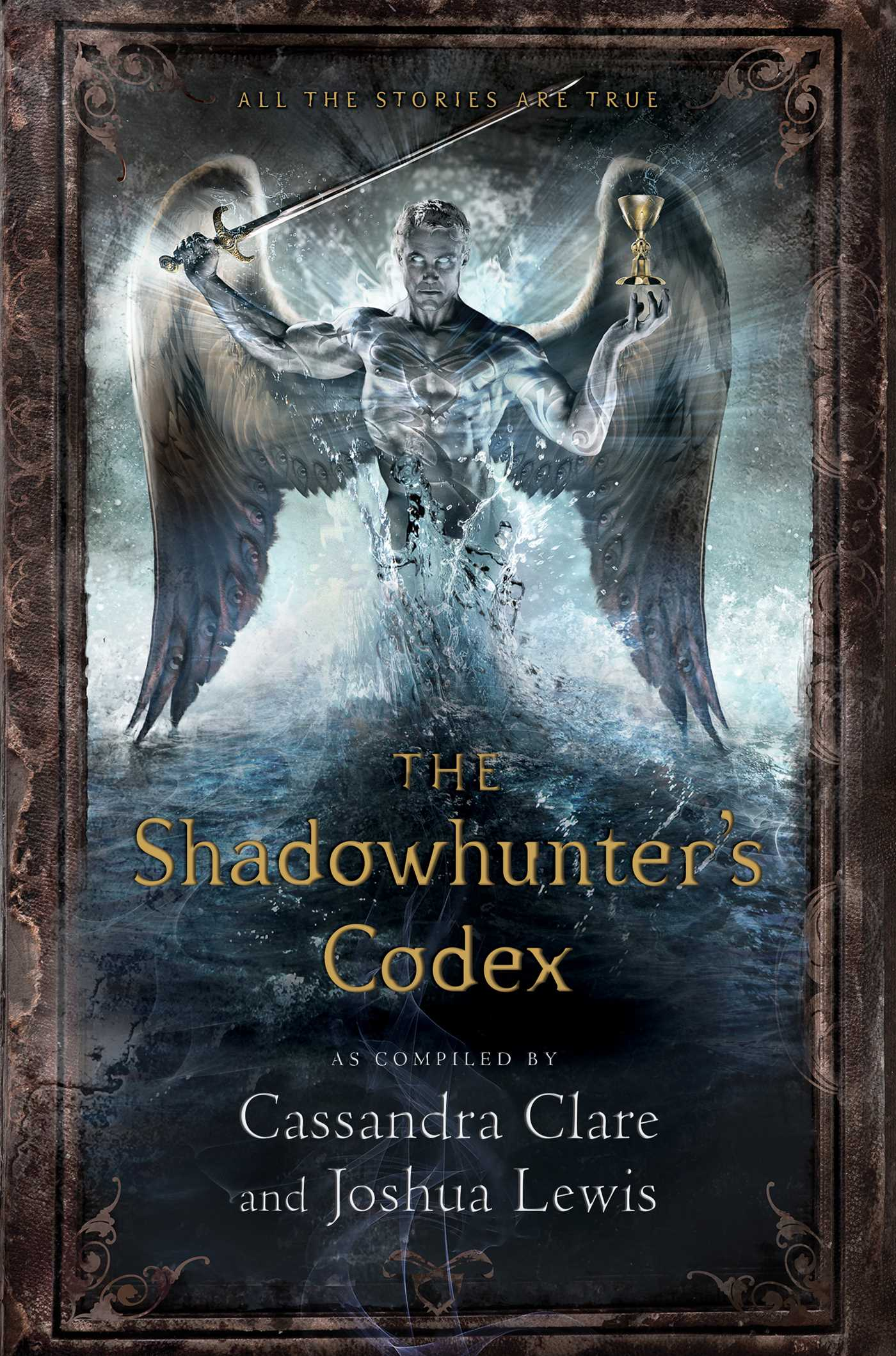 Shadowhunters Libros The Shadowhunter 39s Codex Book By Cassandra Clare Joshua