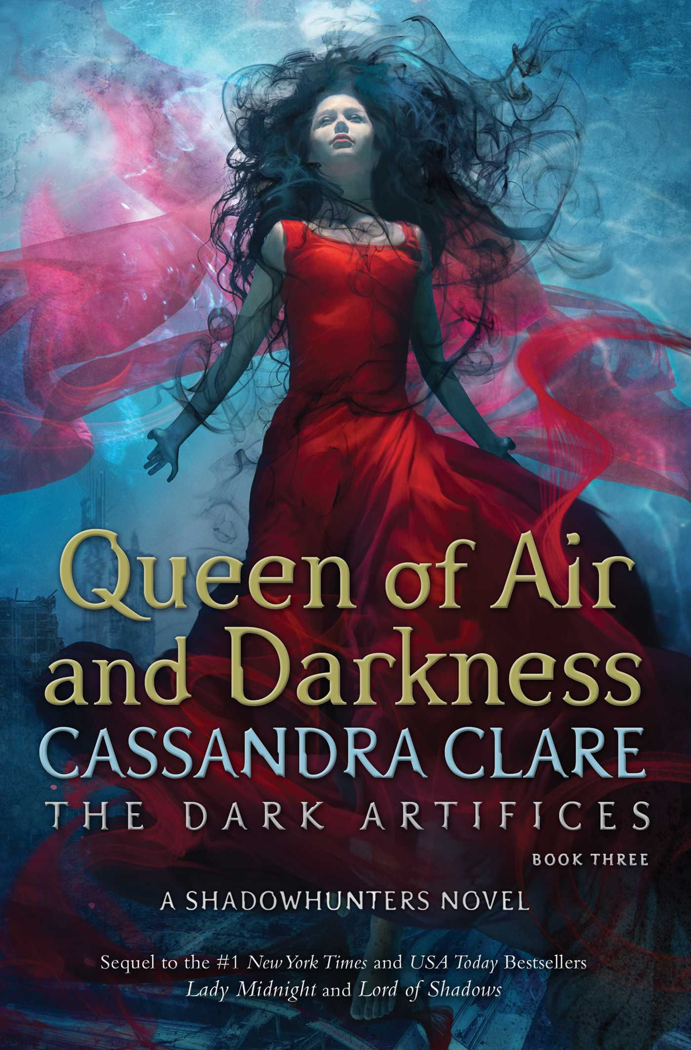 Cassandra Clare Libros Queen Of Air And Darkness Book By Cassandra Clare