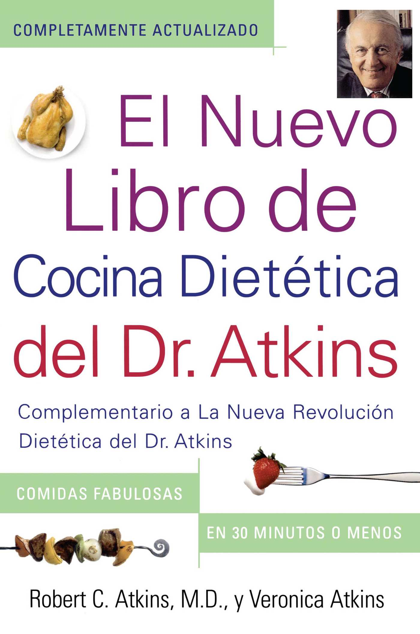 El Libro De Cocina Veronica Atkins Official Publisher Page Simon And Schuster