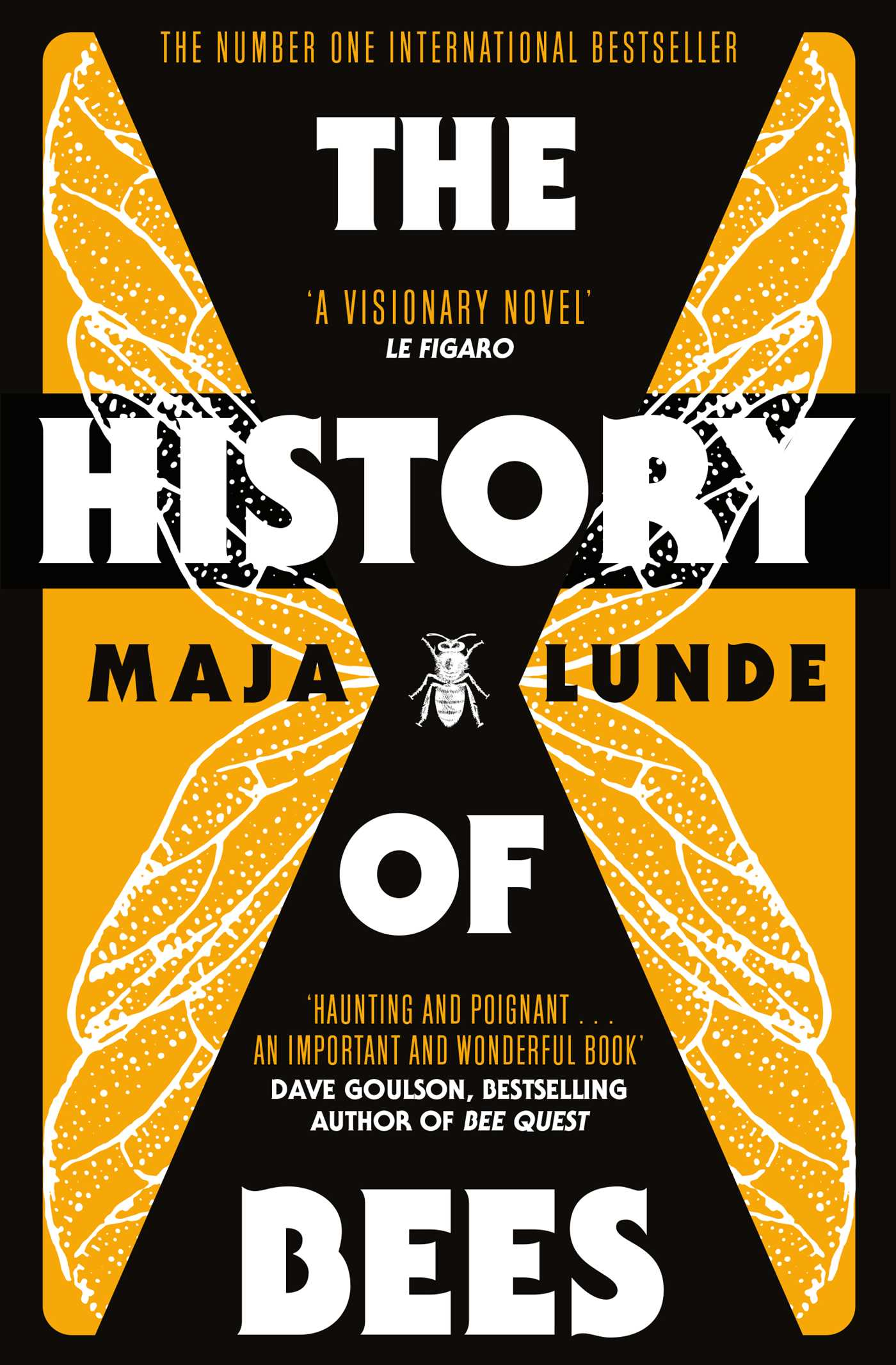 O History S The History Of Bees Book By Maja Lunde Official Publisher Page