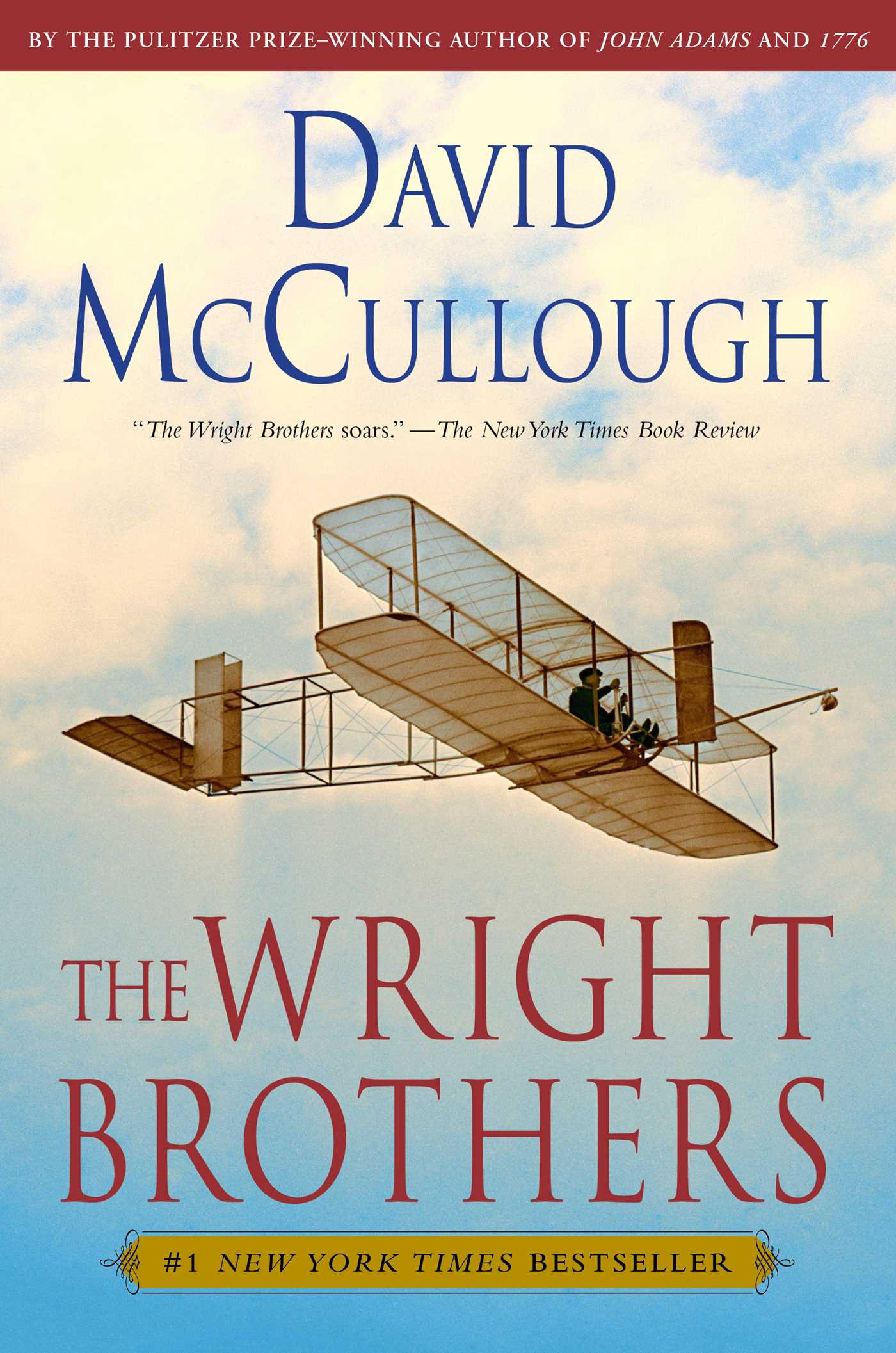 Bestsellers Libros The Wright Brothers Book By David Mccullough Official