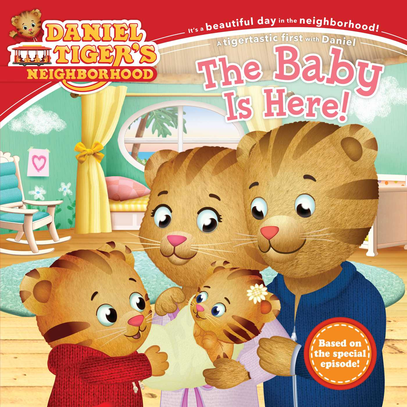 Baby Jogger City Select Video The Baby Is Here Book By Angela C Santomero Jason