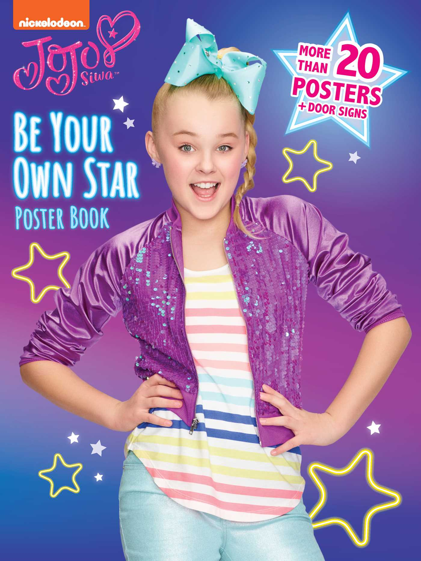 Book Talk Ltd Be Your Own Star Poster Book Book By Buzzpop Official