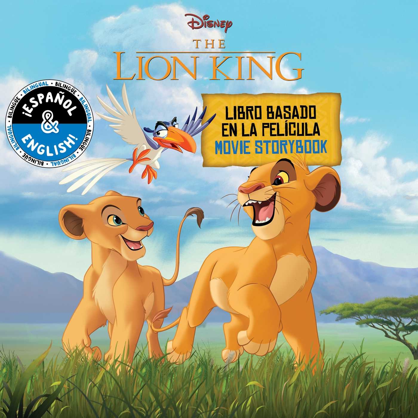 Wicked Libro Disney The Lion King Movie Storybook Libro Basado En La