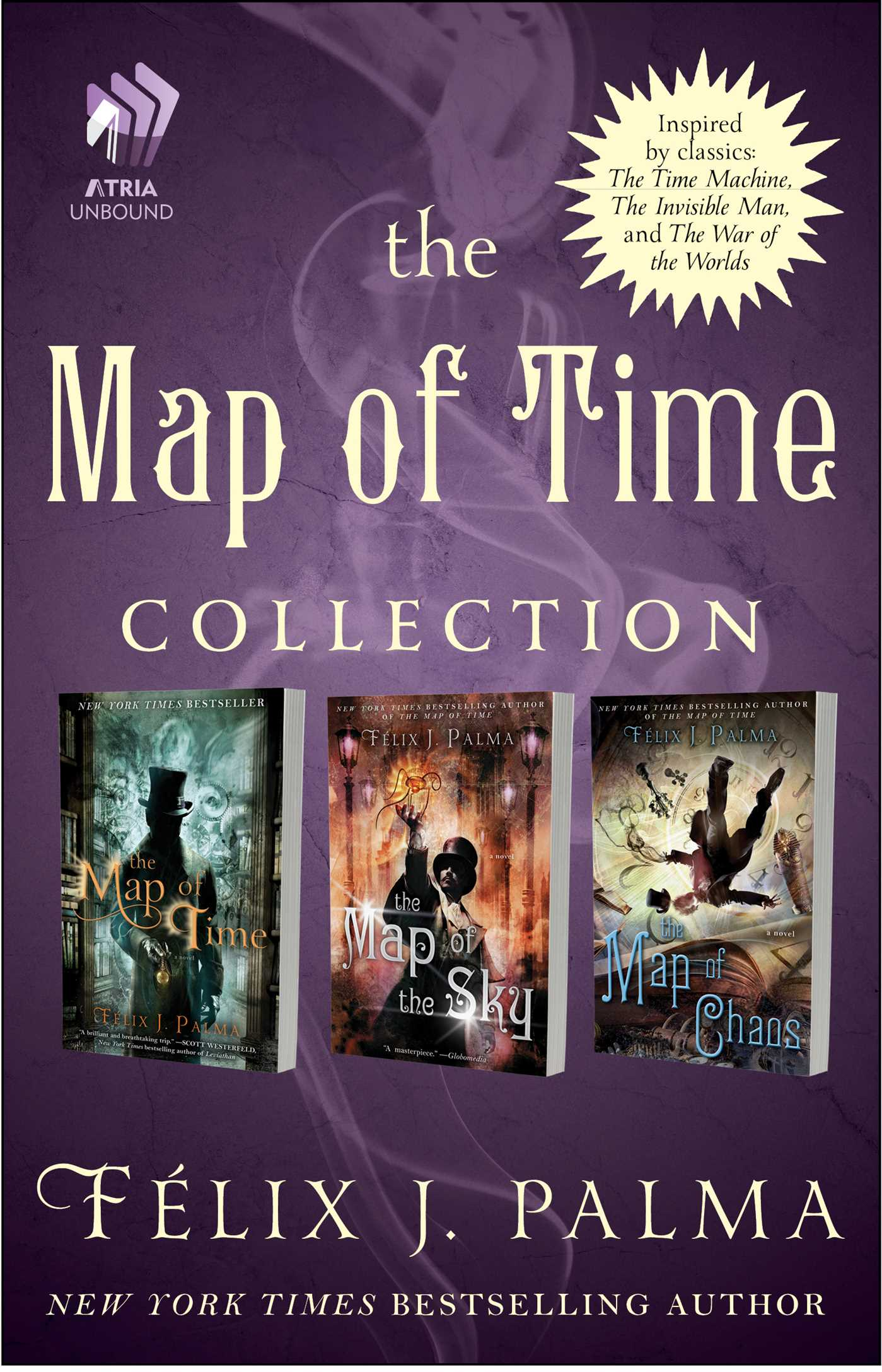 Felix J Palma Libros The Map Of Time Collection Ebook By Félix J Palma