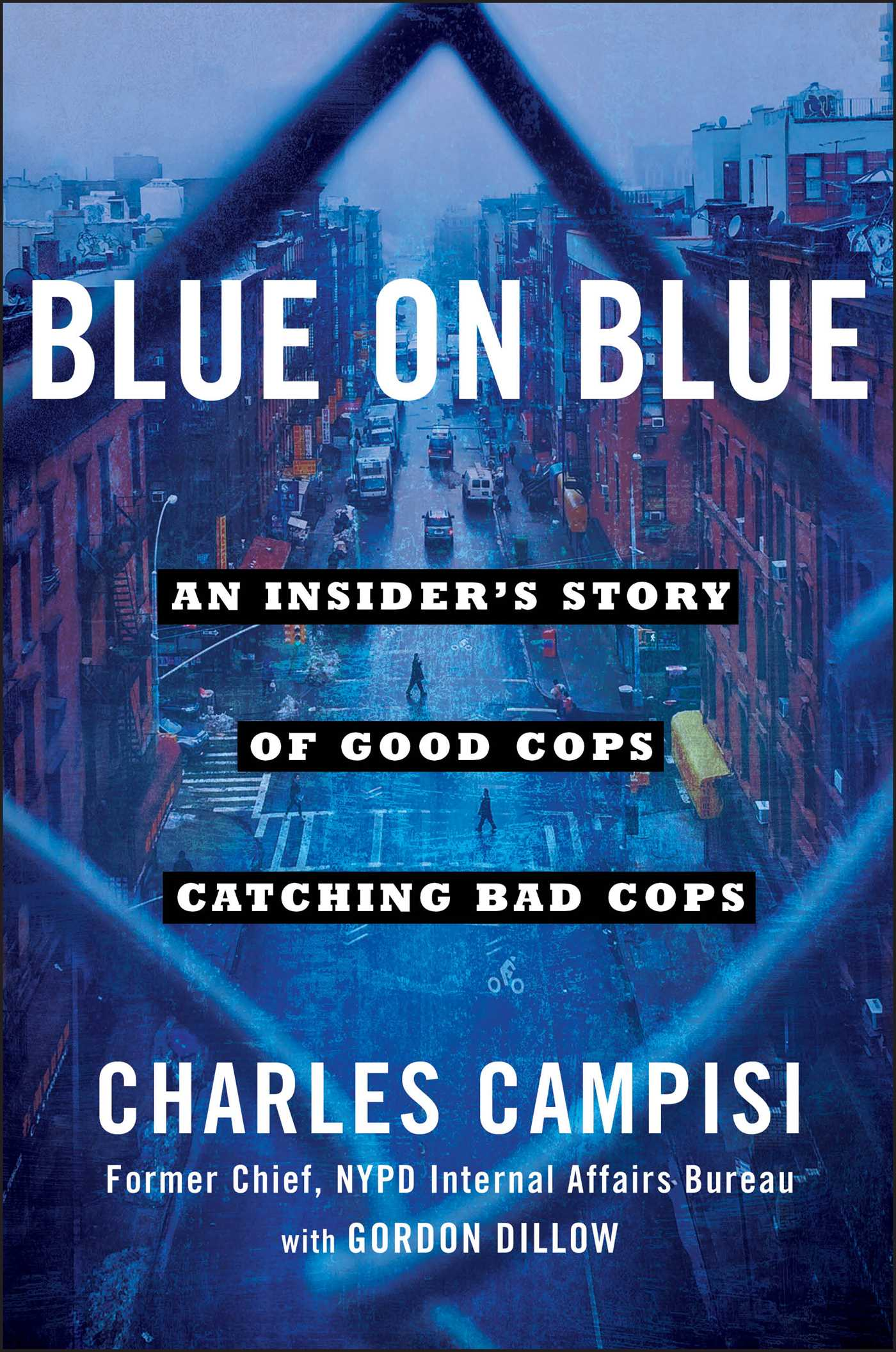 Bad Wellness Blue On Blue | Book By Charles Campisi, Gordon L. Dillow