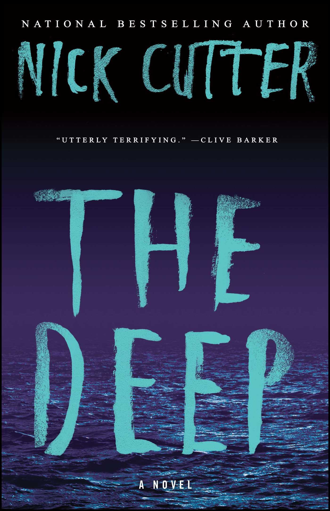 Amazon Bookstore The Deep | Book By Nick Cutter | Official Publisher Page
