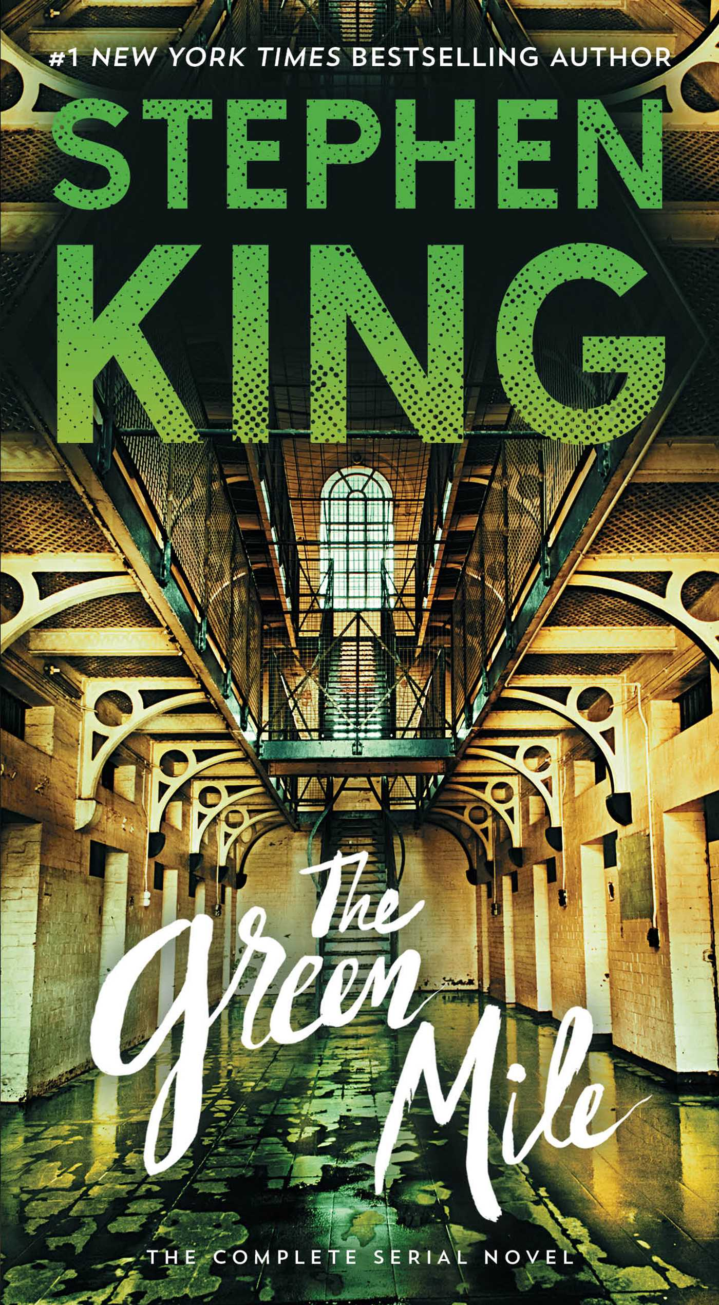 Book Talk Ltd The Green Mile Book By Stephen King Official Publisher