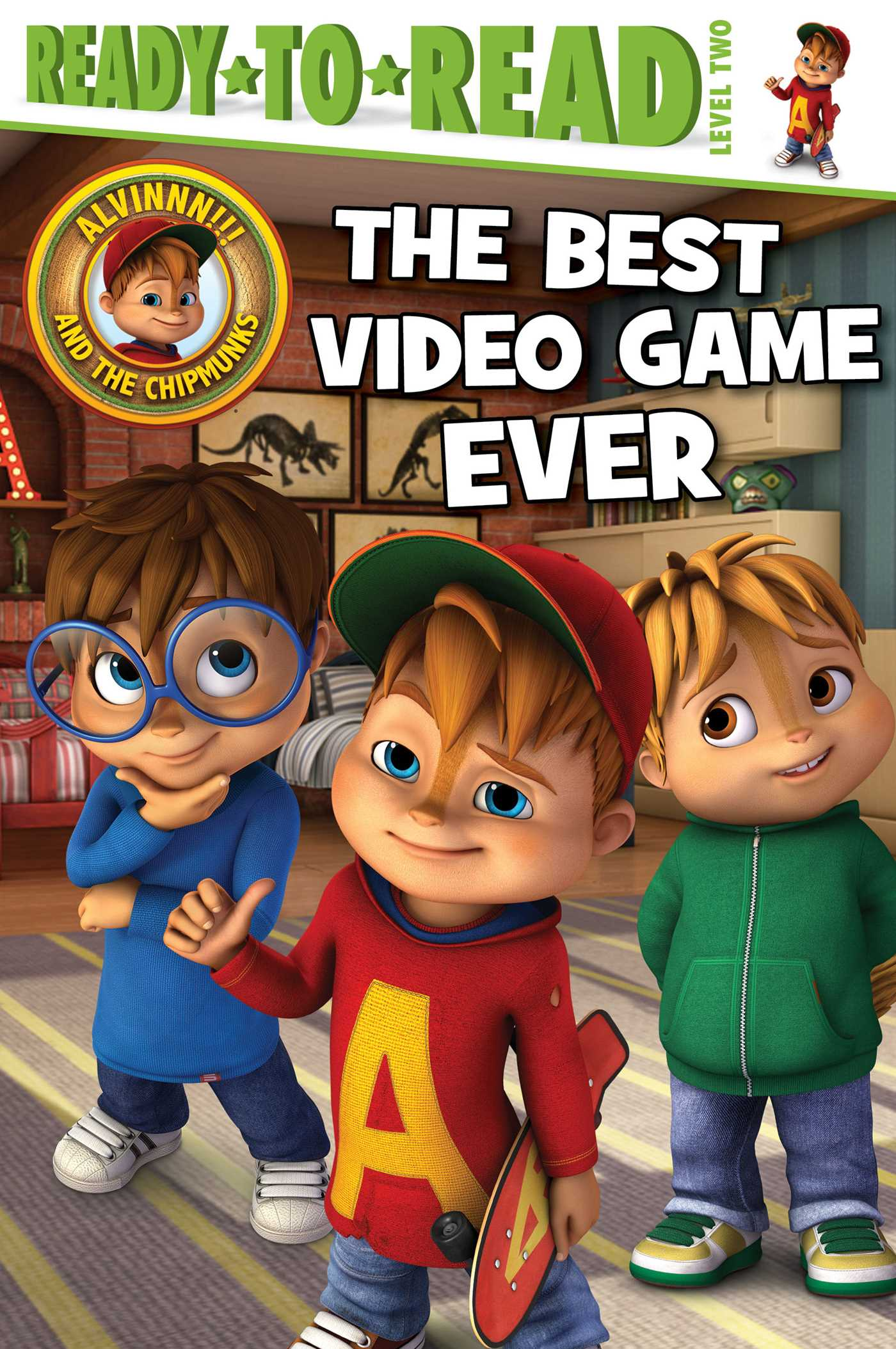 Best Read Ever The Best Video Game Ever Book By Lauren Forte Official