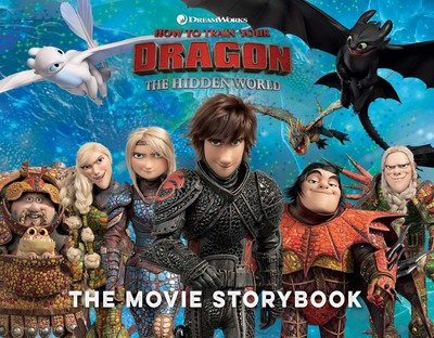 3d Bookshelf Wallpaper How To Train Your Dragon The Hidden World The Movie