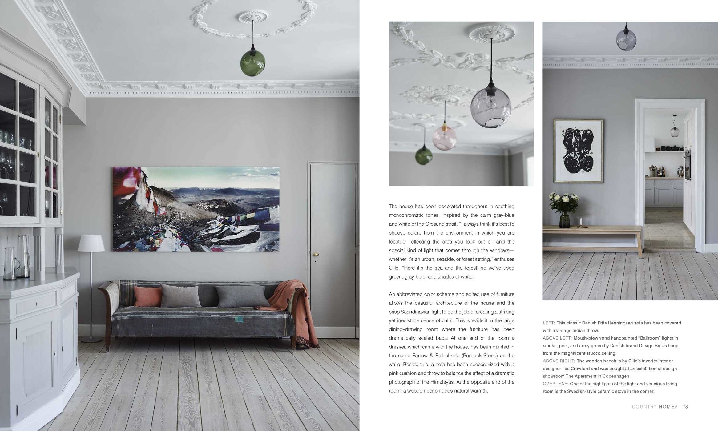 Scandinavian Interior Design Books The Scandinavian Home Book By Niki Brantmark Official