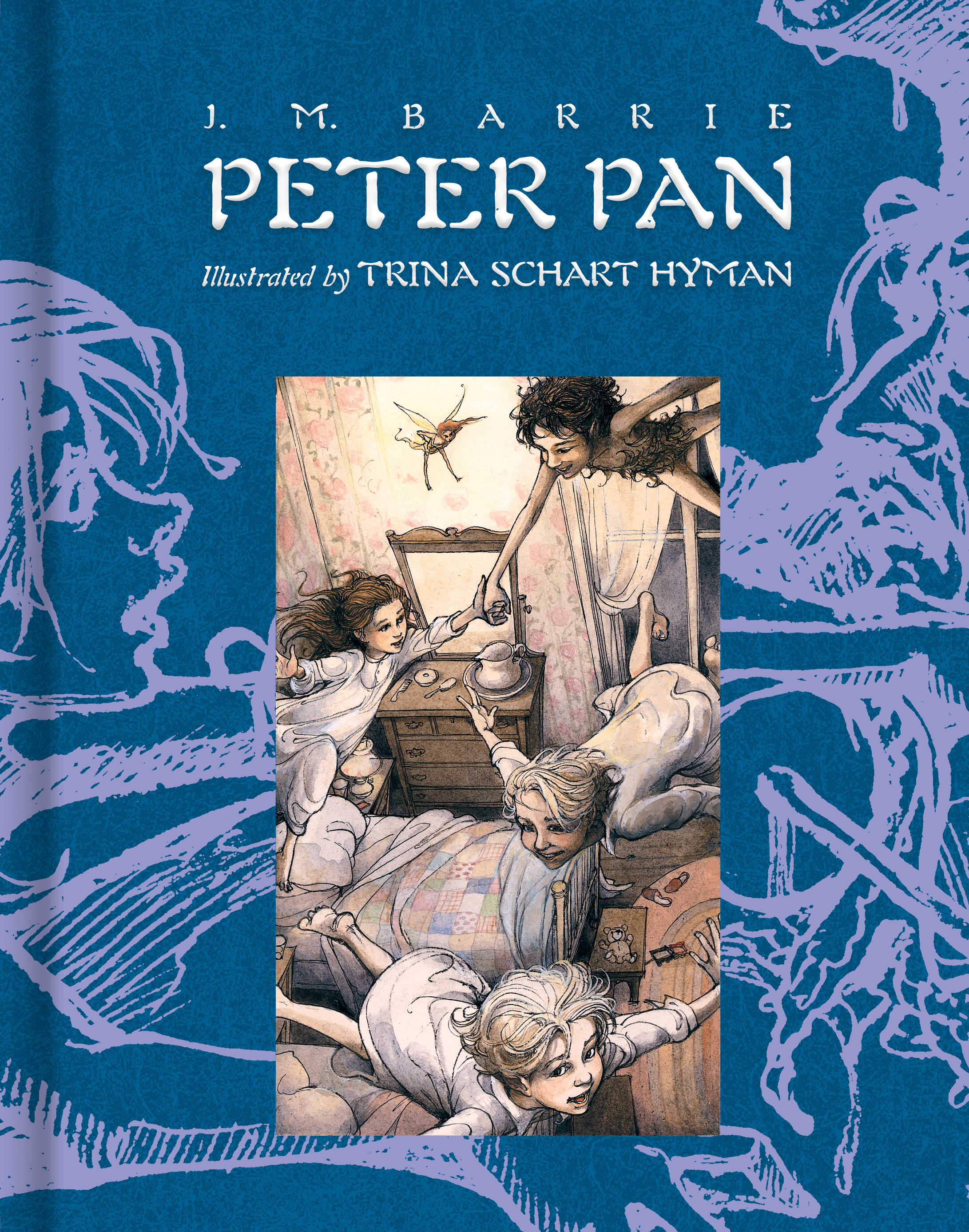 Peter Pan Libro Original J M Barrie Official Publisher Page Simon And Schuster Uk