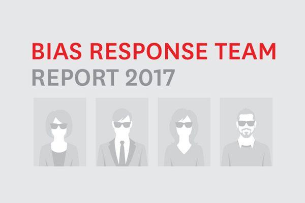 Bias Response Team Report 2017 - FIRE